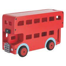 Image result for vintage wooden toy fire engine