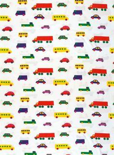 Katsuji Wakisakan vuonna 1975 suunnittelema Pikku Bo Boo -kangas on lasten oma Marimekko-klassikko, mutta löytänyt paikkansa myös aikuisten autoharrastajien sydämistä.MARIMEKKO
