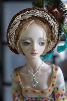 @enchanted doll #doll #art #porcelain