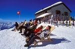 Verbier, Switzerland. Off-piste skiing and lively nightlife. One of the Alps' great winter destinations.