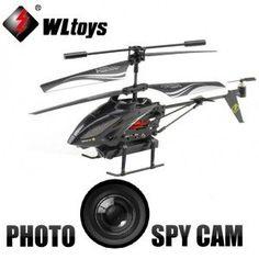 helicoptere radiocommandé avec camera