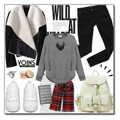 """""""Yoins Contest"""" by adnaaaa ❤ liked on Polyvore featuring Bardot, adidas Originals, Old Navy, Forever 21, Jane Iredale, women's clothing, women's fashion, women, female and woman"""