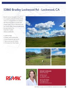 New Listing!  40 acre property suitable for agriculture or a small ranch.  Great well and forever views.