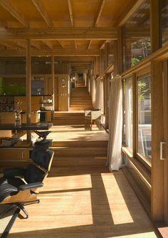 Home Interior Design, Interior And Exterior, Interior Concept, Interior Design Magazine, Interior Ideas, Architecture Design, Sustainable Architecture, Japanese Architecture, Ancient Architecture