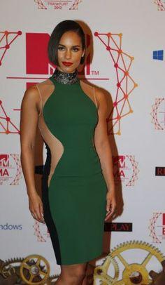Alicia Keys MTV Music Awards