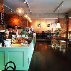 Stockholm / Café Pascal /