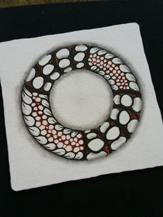 #Zentangle Pattern of the Week - #Purk