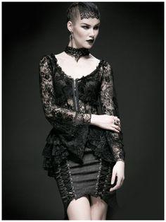 Vestidos gotica mujer
