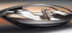 Opel Kinetic Interior on Behance