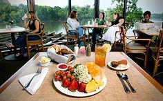 "The Cypress Inn overlooks the beautiful Black Warrior River. They offer casual dining in an elegant setting and have earned accolades on lists such as ""Top 10 Catfish Restaurants in America"" and ""100 Dishes to Eat in Alabama"""