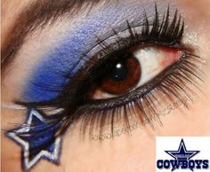 Would you try Dallas Cowboys Inspired by Delilah C? Vote on Preen.Me!