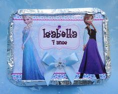 Marmitinha personalizada Frozen
