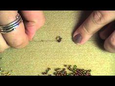 Video: Dutch Spiral Bracelet Part 1  #Seed #Bead #Tutorials