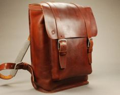 ef323552a0fa Redoker Devote Gym Bag - Genuine leather travel bag   Duffle bag   Duffel  bag   Weekender bag