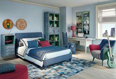 Halley camerette ~ Оригинальная мебель для детских комнат в классическом стиле halley