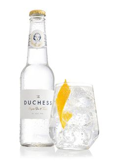 The Duchess - Virgin Gin & Tonic on Behance