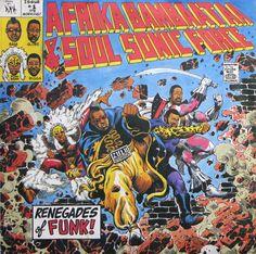 Afrika Bambaataa & Soulsonic Force - Renegades Of Funk (Vinyl) at Discogs