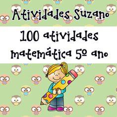 100 atividades de matemática