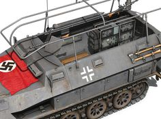 Bolt Action Miniatures, Model Tanks, Armored Fighting Vehicle, Military Modelling, Military Diorama, World Of Tanks, German Army, Panzer, Armored Vehicles