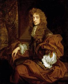 Restoration Painting - Portrait Of Sir Charles Sedley 1687 by Sir Godfrey Kneller 17th Century Fashion, 18th Century, House Of Stuart, Stage Beauty, The Libertines, Historical Art, Museum Exhibition, Oil On Canvas, Restoration