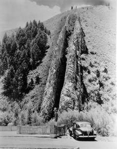 Devils Slide in Hells Canyon. (Salt Lake Tribune Archives)