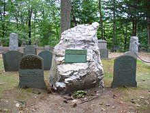 Visit Ralph Waldo Emerson's grave in Sleepy Hollow Cemetery (Concord, Massachusetts)