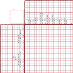 Nonograms, also known as Hanjie or Griddlers, are picture logic puzzles in which cells in a grid must be colored or left blank according to numbers at the side of the grid to reveal a hidden picture.