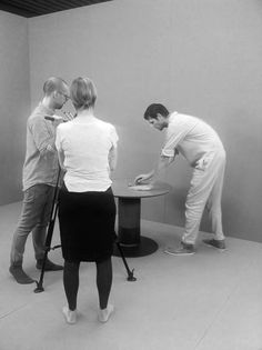 Photo shoot of Balance 25 #table - the new edition #design #innovation