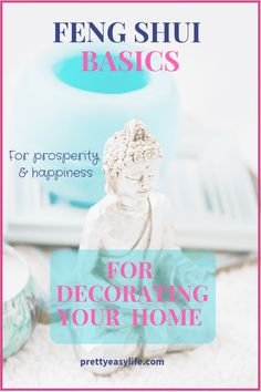 feng shui basics for decorating your house .Bring prosperity and happiness to your life with Dream Home with Feng Shui. Feng Shui Basics, Feng Shui Rules, Feng Shui Principles, Feng Shui Art, Feng Shui House, Feng Shui Tips, Consejos Feng Shui, Feng Shui Bathroom, Feng Shui History
