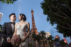 Luxurious Chinese Wedding in Vegas   How much more gorgeous can a modern fairytale be than a luxurious Chinese wedding in Vegas, baby!