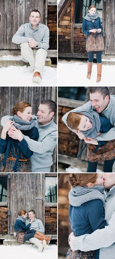 Male, Woman, Couple, Engagement Shooting, by Nadia Meli,