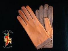 Men's brown lambskin winter gloves with cashmere lining - Arcadio - size 9 Leather Gloves, Leather Men, Winter Gloves, Men's Collection, Mittens, Cashmere, Brown, Ebay, Color