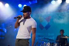Chance The Rapper Is Working On Music With Stephen Colbert