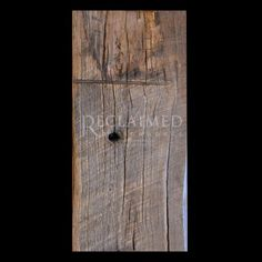 Reclaimed wood beams pull your eye up, making the most of the upper half of your space. Hand Hewn Beams, Wood Beams, Barn Siding, Old Factory, Old Building, Reclaimed Barn Wood, Fireplace Mantels, Door Handles, Eye