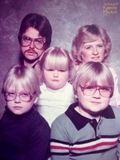 Funniest Awkward Family Photos