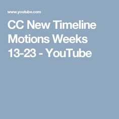 Cc cycle 3 week 16 periodic table youtube classical cc new timeline motions weeks 13 23 youtube urtaz Image collections
