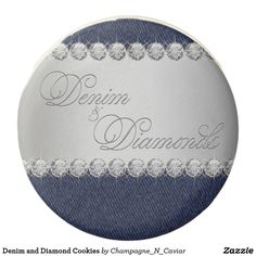 Shop Denim and Diamond Cookies created by Champagne_N_Caviar.