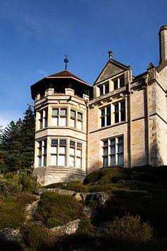 Cragside House Rothbury Northumberland England