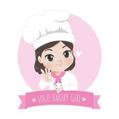 logo makanan - logo mark + logo m + logo minimal + logo maker + logo motion + logo music + logo mockup + logo makanan Pizza Logo, Logo Bonbons, Logo Chef, Logo Motion, Logo Boulangerie, Watermark Ideas, Cute Bakery, Candy Logo, Cake Logo Design