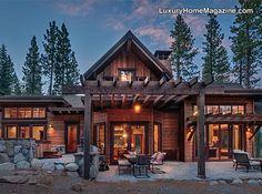 Martis Camp Custom Home