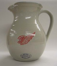 Red Wing Pottery 2qt Pitcher