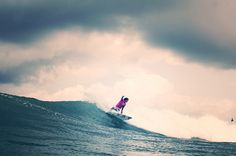 Sally Fitzgibbons - Cut back ©rabejac   #surf