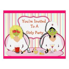 """""""Lol"""" - We use to give Mother invites like these when we were young, She use to come too....."""
