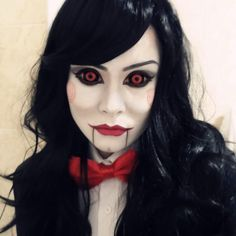 Billy the puppet cosplay