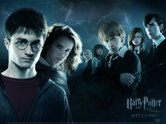 Harry Potter- J.K. Rowling not only for children :)