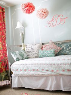 Cottage-Style Girl's Room from HGTV Designers' Portfolio --> http://www.hgtv.com/designers-portfolio/room/country/outdoors/9293/index.html#/id-5799?soc=pinterest