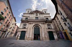 Iglesia de la Vera Cruz - Ayuntamiento de Valladolid
