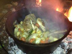 Wabbit stir fry!
