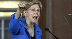 """07/07/16 Sen. Elizabeth Warren is asking progressive activists to join her in fighting the Trans-Pacific Partnership throughout the summer and fall, releasing a five-minute video Thursday blasting the pact as part of a """"rigged system"""" that benefits corporations over American workers."""