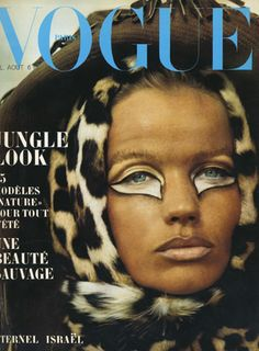 vogue paris 1968